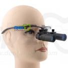 6.0 x Magnification Professional Dental Loupes Black BP Sports Frame