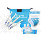 Grinigh® Home Teeth Whitening System with LED Accelerator Light | XL Complete Kit
