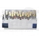 Dental Vita Vitapan Teeth Shade Guide Denture 3D Master 29 Color Shades CE FDA Approved