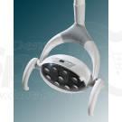 Dentist Surgical Oral LED Lamp with LED Screen 8000-23000 Lx Intensity ,28W ,SK-P106A