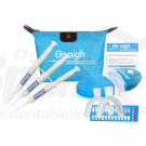Grinigh® Home Teeth Whitening System with LED Accelerator Light | Large Complete Kit