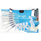 Grinigh® Home Teeth Whitening System with LED Accelerator Light | 2 Person Comfort Kit