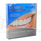 Teeth Whitening Kit with LED Lamp Built in Tray 6 Syringes Tooth White Gel